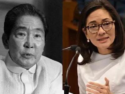 Ano ang DAPAT kalagyan ng mga diktador? Senator Hontiveros furios at SC's ruling on Marcos burial