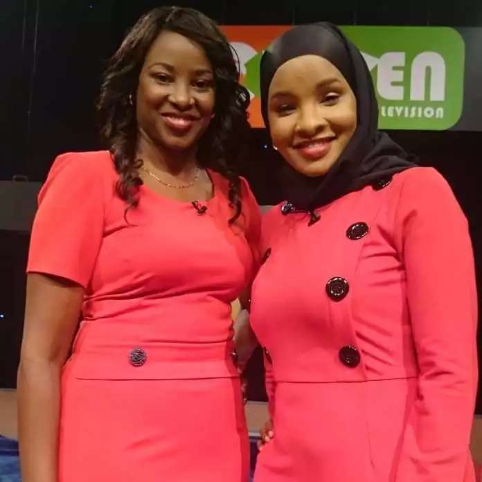 The HORRIBLE thing that happened to Citizen TV's Lulu Hassan and Kanze Dena after their interview with Uhuru Kenyatta