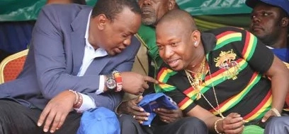 Uhuru Terms Mike Sonko's Father A Wise Mzee In Condolence Message