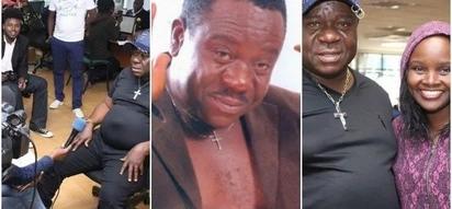 Mcheshi Mr. Ibu kutoka Nigeria atua Kenya kwa kishindo (picha)