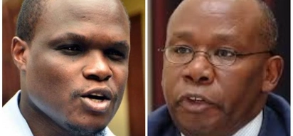 Bring it on - Norman Magaya dares Jubilee over treason warning against Raila