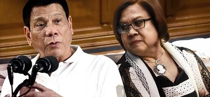 De Lima says Duterte may be impeached for 'betraying public trust' after protecting cops involved in Espinosa slay