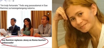 Jessy Mendiola's mother strongly reacts to ABS-CBN's original title of Korea tourism ambassador article