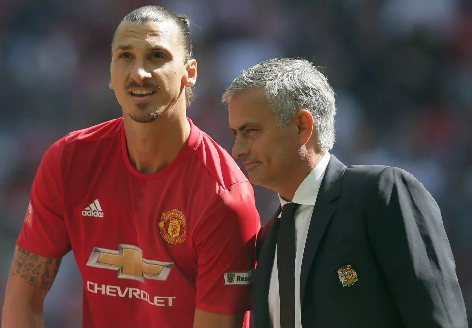 Ibrahimovic regrets not joining Mourinho early enough