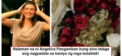 Umamin na! The Kapamilya actor who sent flowers to Angelica Panganiban has been revealed