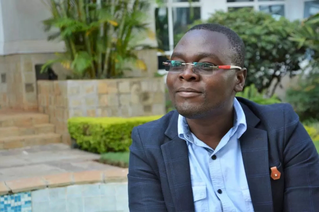 Meet this 39-year-old presidential candidate who believes he can beat Uhuru and Raila in August