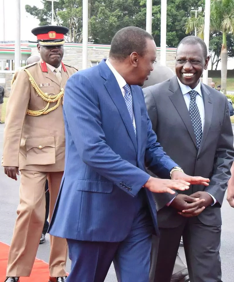 Uhuru makes major announcement on this year's budget