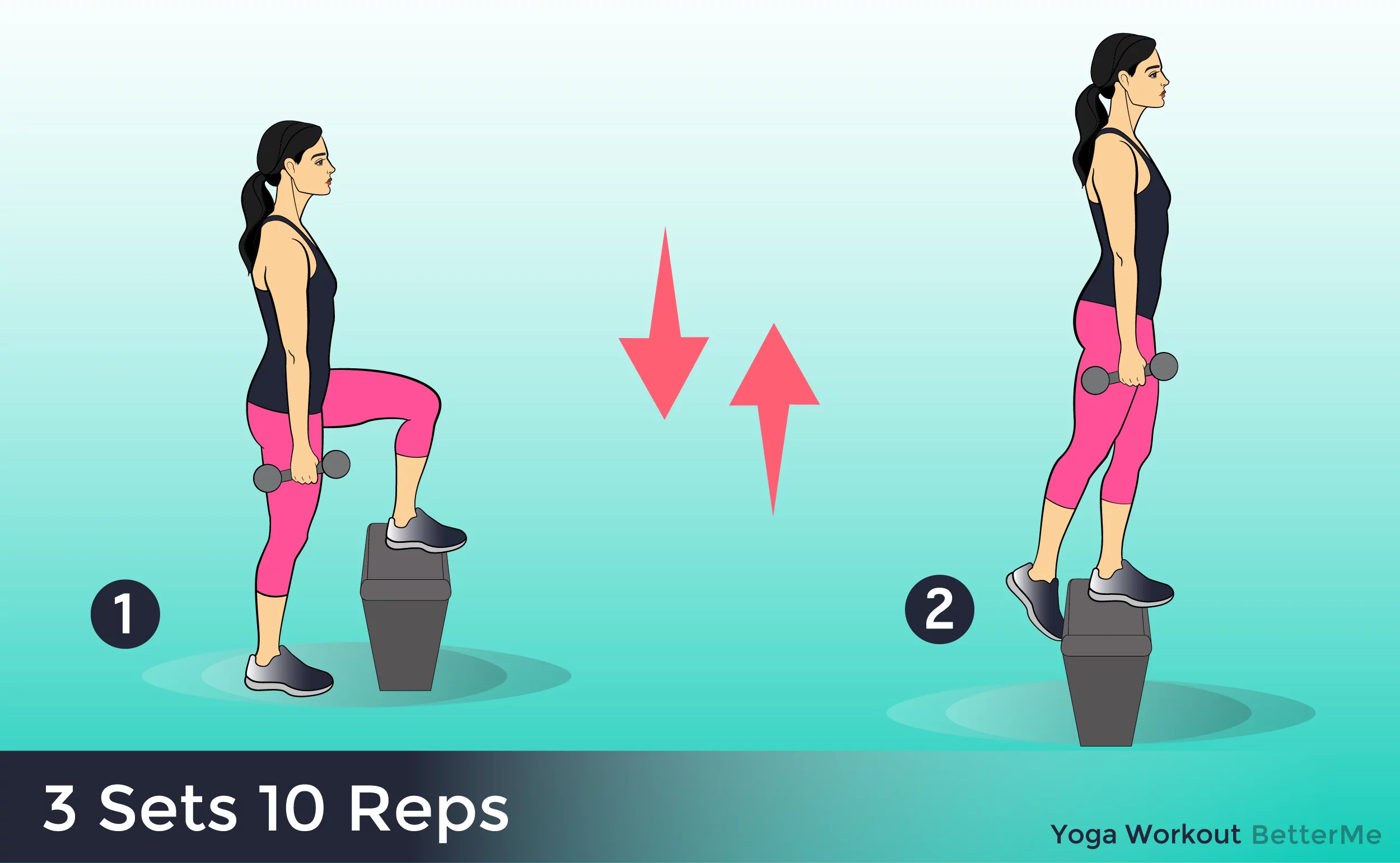 10 minutes workout that can help you get a firm lifted butt