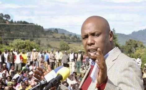 Son of former president to challenge Ruto in 2022