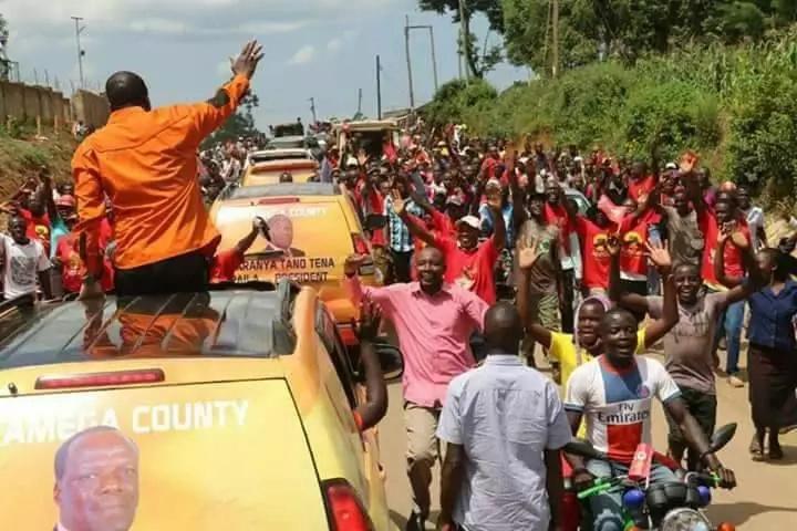 Wafuasi wa Jubilee na NASA wanafaa kuiga mfano huu uchaguzi mkuu unapokaribia (picha)