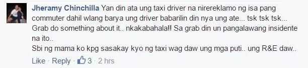 Viral FB post warns about armed Grab driver