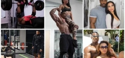 World's FITTEST couple! Duo who built business empire out of their PHYSIQUES tell their story