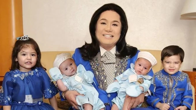"""READ: JOEL""""Lord of Scents"""" CRUZ Flies to Russia for the Birth of his Third set of Twins!"""
