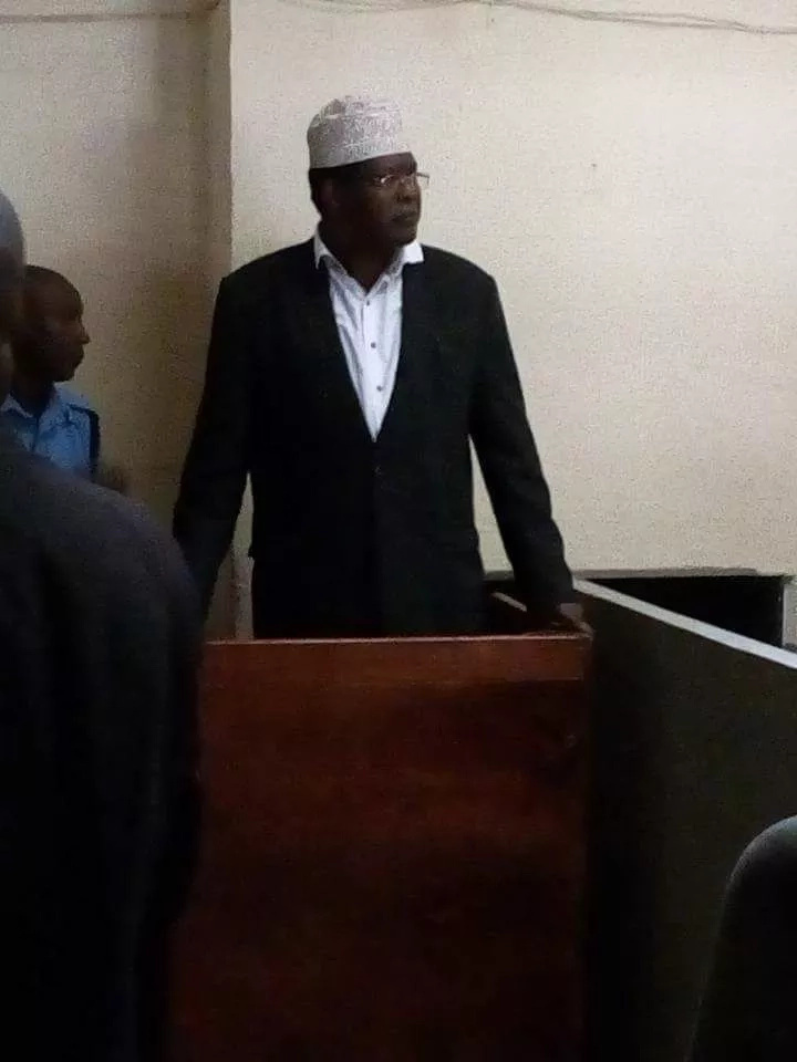I thought I'd been arrested by Mungiki - Miguna tells court