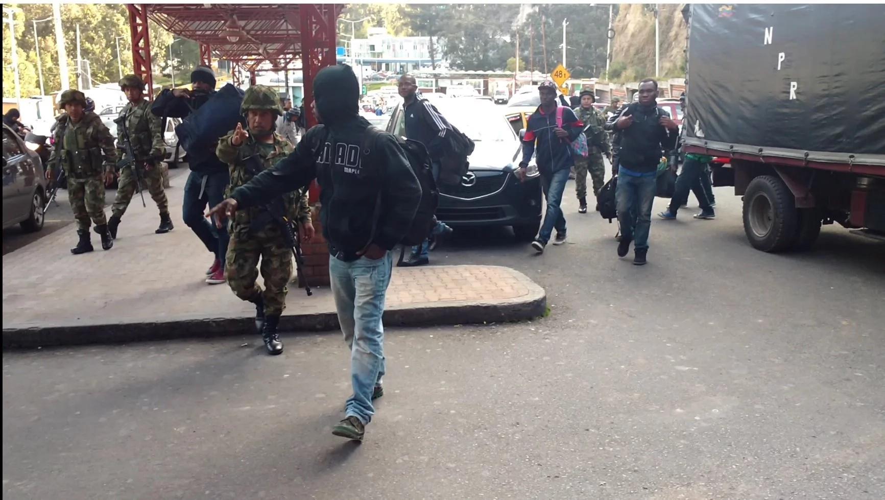 24 haitianos ilegales fueron deportados del país