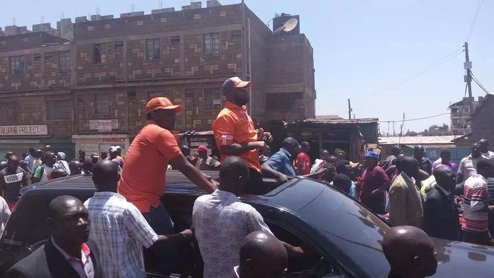 Sikuogopi, Gavana Joho amwambia William Ruto