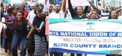 Kenyan doctor left heartbroken after son dies due to nurses strike