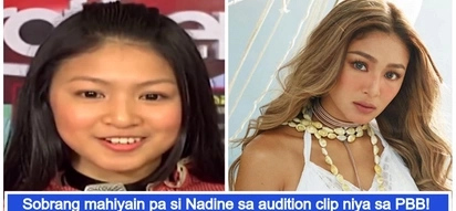 Ang layo na ng narating! Video of Nadine Lustre's audition clip for PBB from 8 years ago
