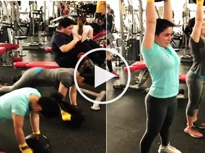 Jinkee Pacquiao and twin sister Janet's awesome exercise video wows netizens
