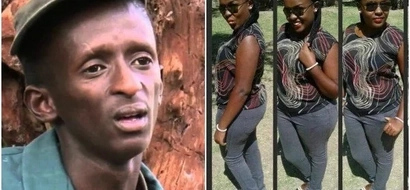 Here are 9 CUTE photos of Njugush and his SEXY wife that prove his woman is not a JOKE