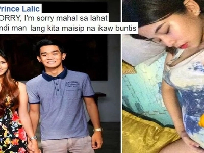 This honest Pinoy netizen made a confession about his shocking sins against his pregnant girlfriend! His emotional post will make you cry!