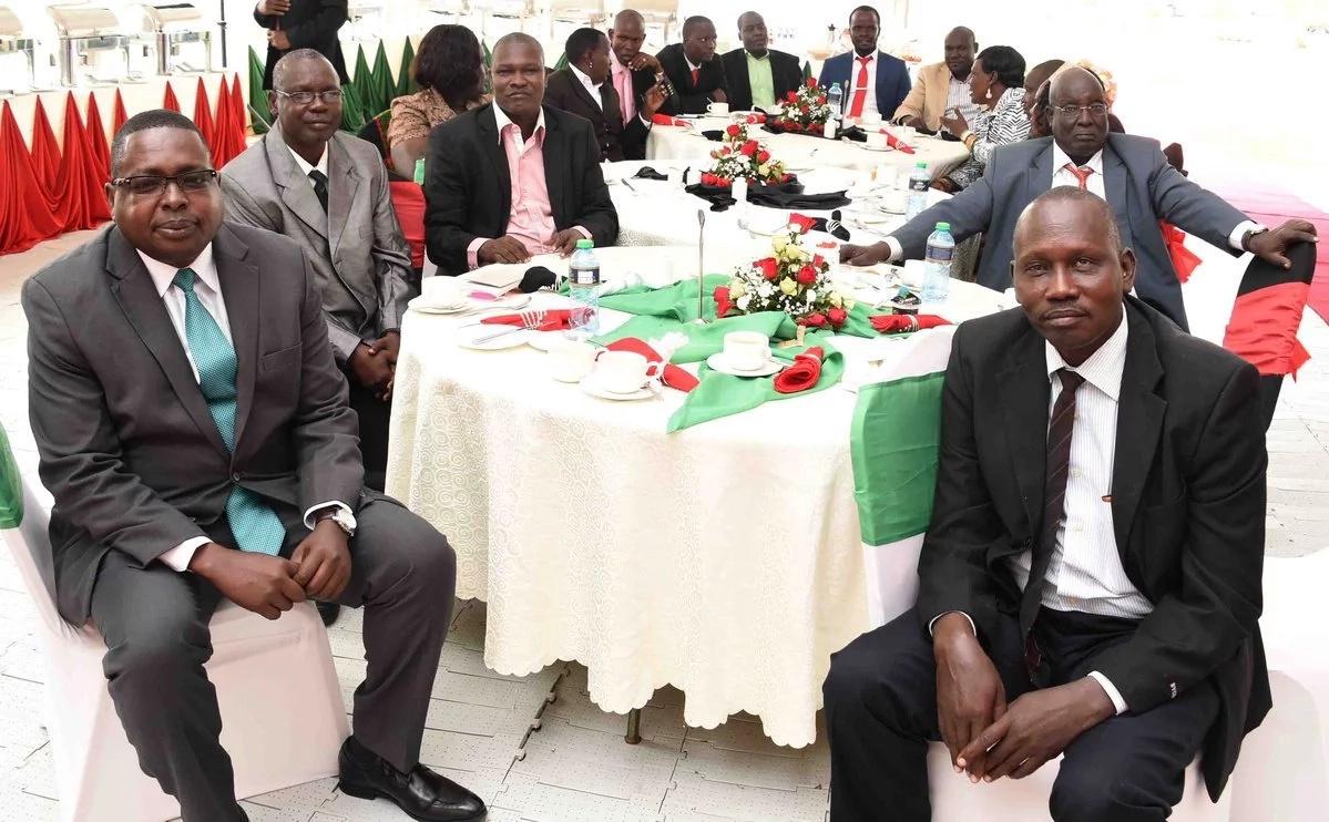Pigo kwa Moses Wetangula, jamaa wa karibu 'amsaliti'