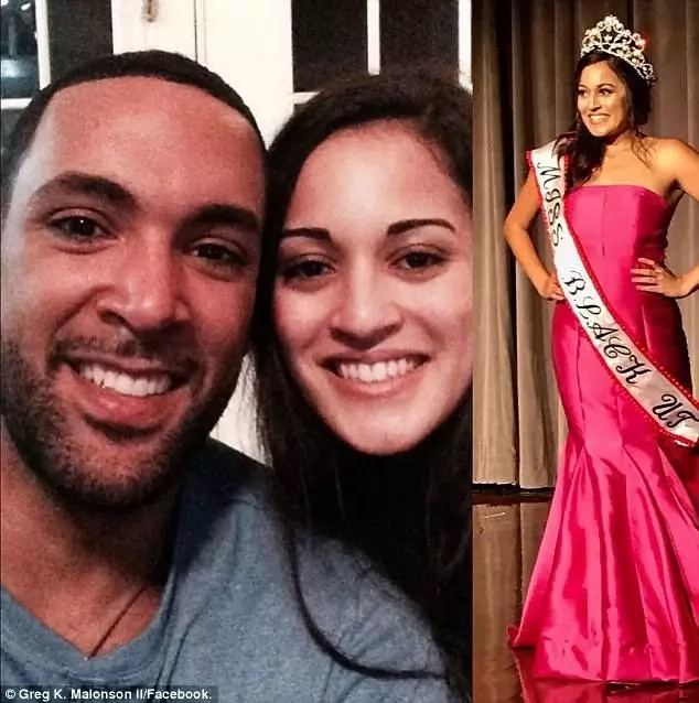 Biracial beauty queen criticized for her light skin (photos)