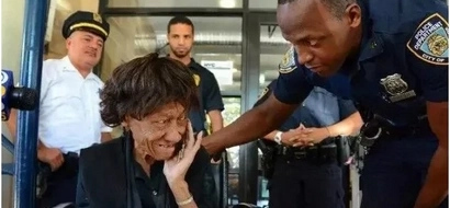 Unbelievable! 86-year-old woman in a wheelchair was mugged in the street (photos, video)