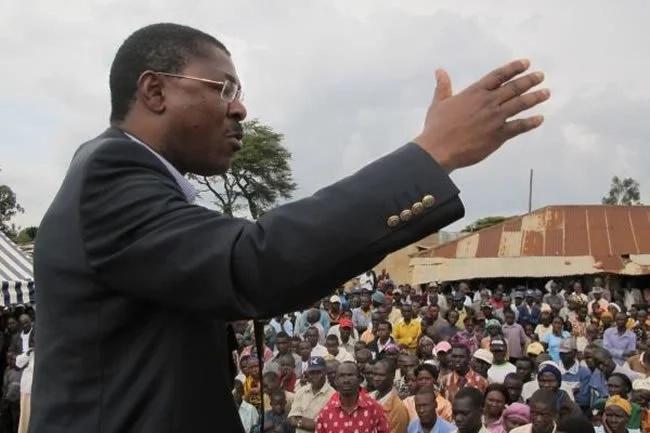 Moses Wetang'ula dares Matiangi to arrest MCA's who ejected newly posted Kamusinga principal