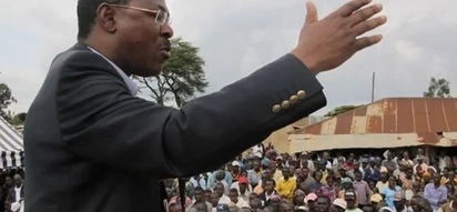 Wetang'ula lauded for ending his relationship with Raila Odinga