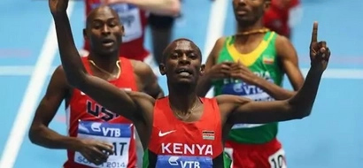 Kenyans head to USA Indoors to collect millions of cash