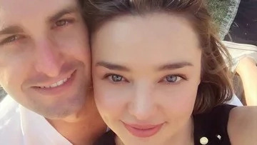 Miranda Kerr and Evan Spiegel about to get married