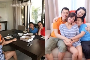 Kris Aquino and her sons happily share their reunion with Erich Gonzales