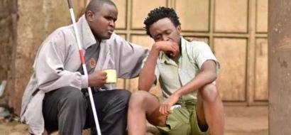 Picha za kufurahisha SANA za Bahati akiwa mtoto