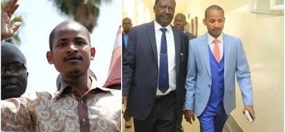 Kwa nini mnamhangaisha Babu Owino! Raila amuuliza Kenyatta