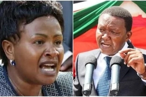 Governor Mutua slammed for attacking Wavinya Ndeti