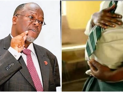 Tanzania's President John Magufuli was once a teenage badboy and here is proof (Photos)