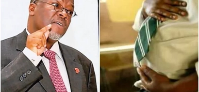 Twitter goes kaboom! after Magufuli's punishment to young girls who fall pregnant