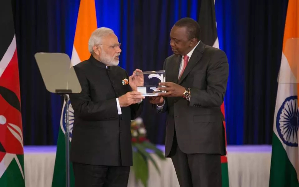 India to finance a fully equipped cancer hospital in Kenya