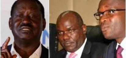 Chebukati amjibu Musalia baada ya NASA kutaka IEBC kutangaza Raila rais