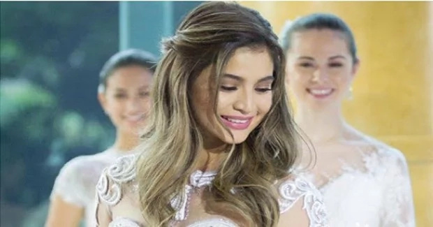 Anne Curtis flaunts white wedding gown on social media