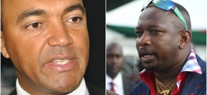 Sonko and Peter Kenneth supporters clash, GUNS unleashed