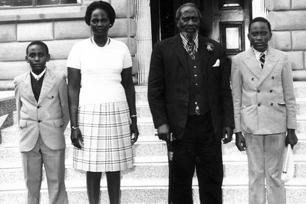 Never seen photos of President Uhuru Kenyatta