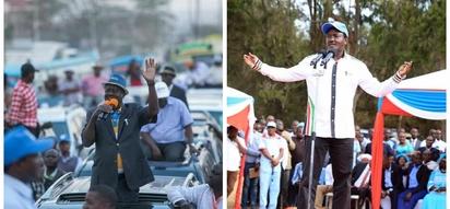Nasa wapanga kuitetemesha Kenya kabla ya kumwapisha Raila na Kalonzo