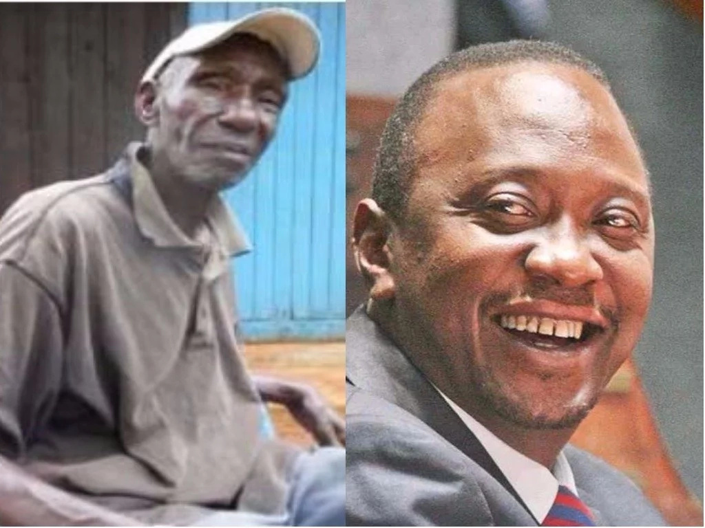 78-year-old man to sell all his property to help Uhuru campaign