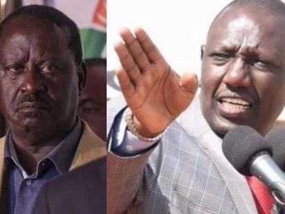 Wait for 2022 if you are not ready for Oct 26 fresh election – DP Ruto blasts Raila in fresh attack