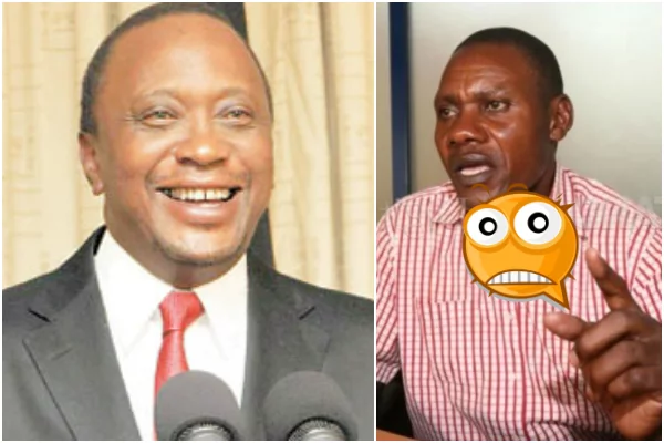 Kisumu man sells 2 acres of land for President Uhuru Kenyatta