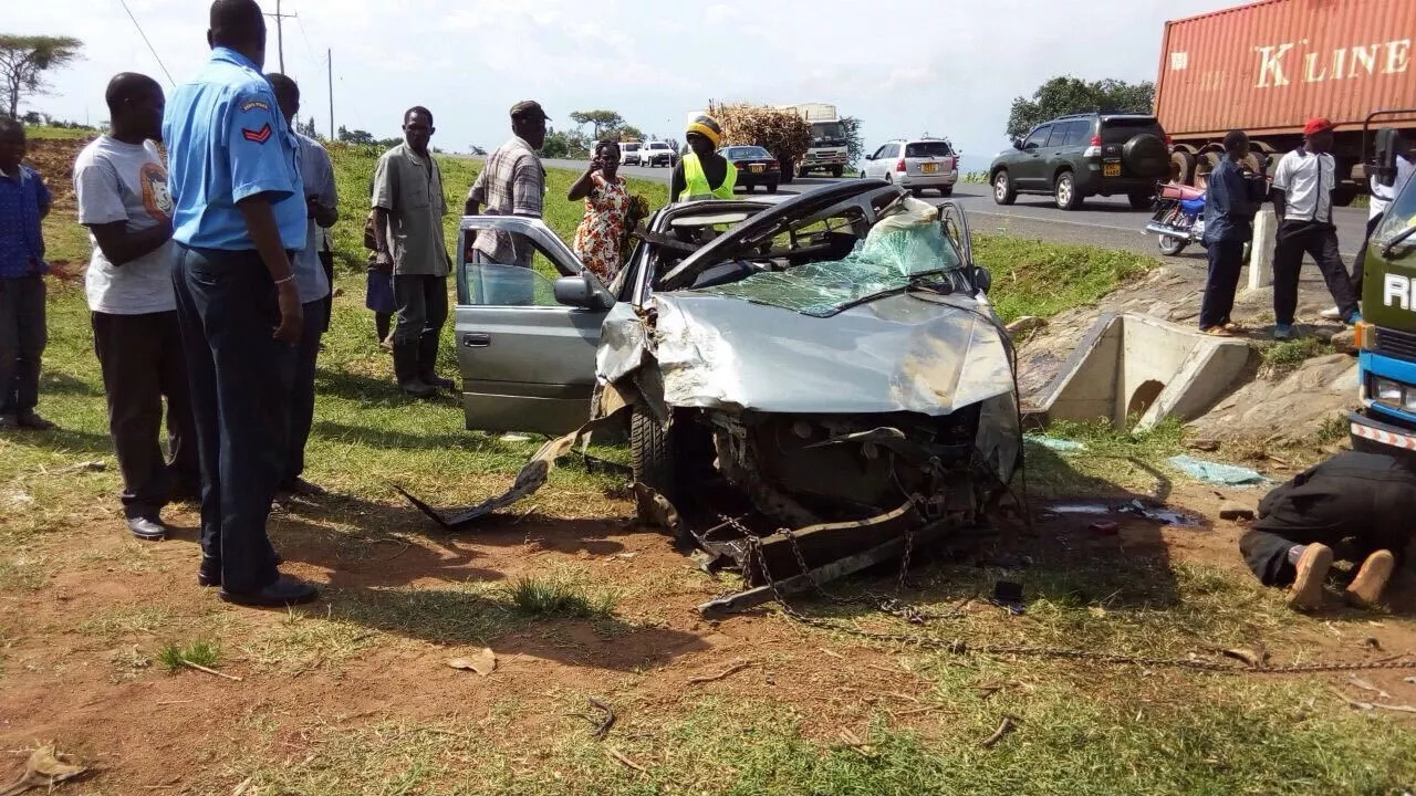 Christabel Ouko, the widow of the late Ouko dies in terrible accident, details