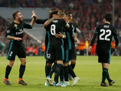 Asensio nets winner as Real Madrid hammer Bayern Munich in Champions League semi-final