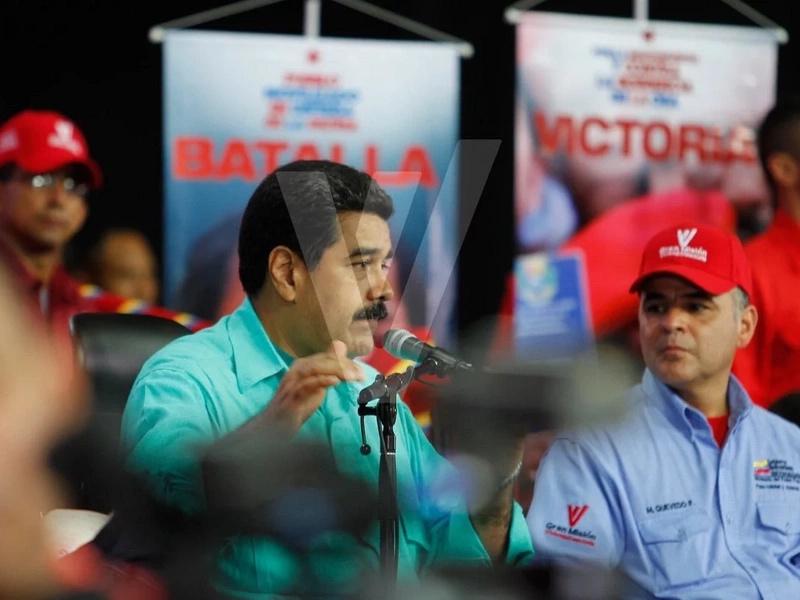 Maduro decide comenzar diálogos con Estados Unidos